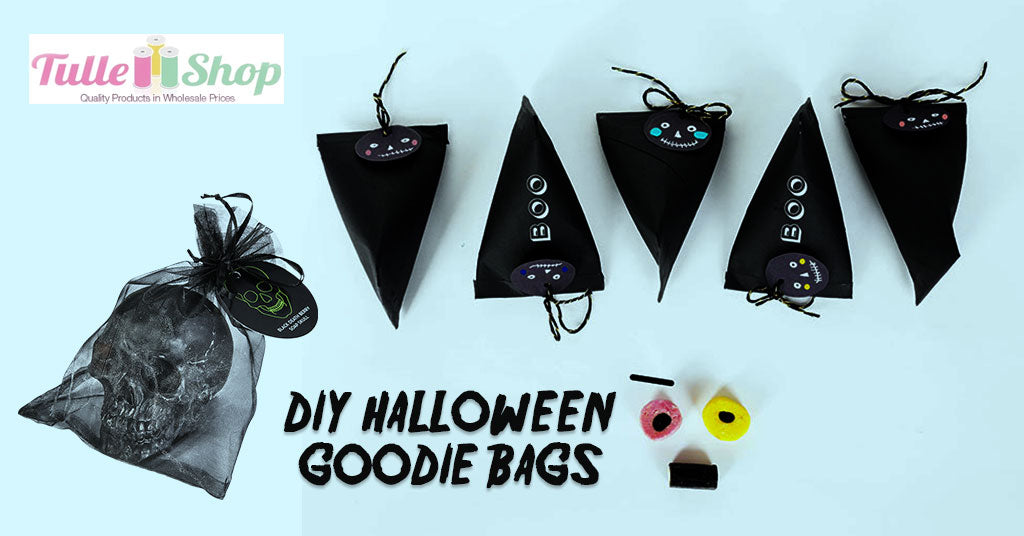 5 Things That You Can Use to Make the Perfect Halloween Goodie Bags
