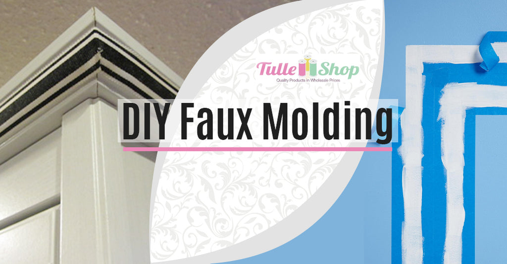 5 Steps to Create an Outstanding Faux Molding with Grosgrain Ribbon