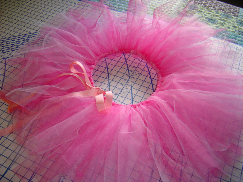 7 Steps to Create Your Own Gorgeous No-Sew Tulle Skirt