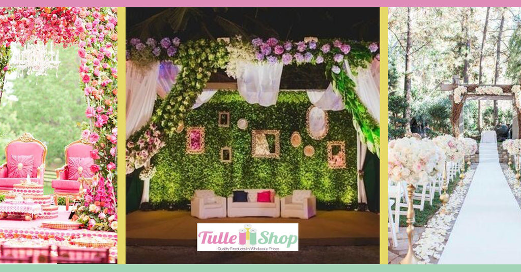 5 Creative Decor Ideas for Creating Pleasing Ambience at the Wedding Venue