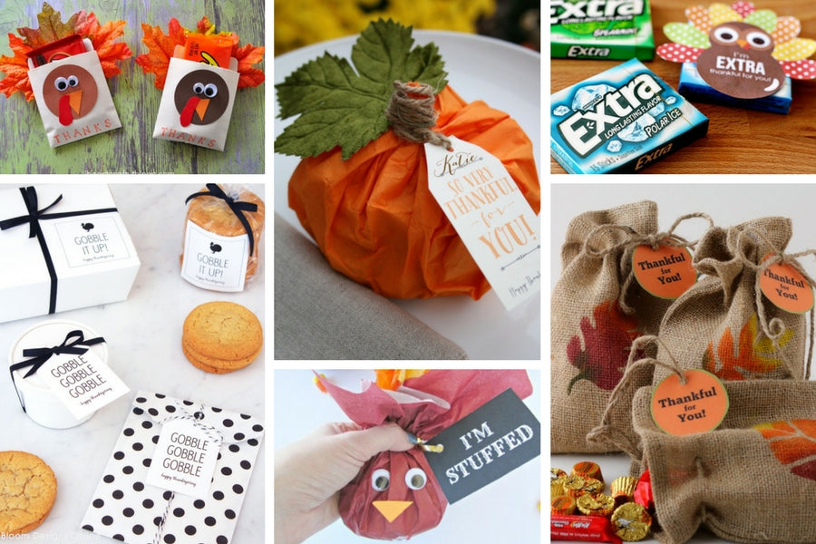 4 Amazing Handmade Thanksgiving Gift Ideas for Your Friend and Family