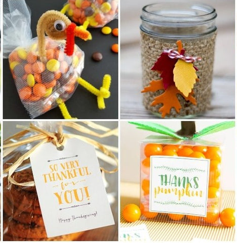 Handmade Thanksgiving Gift Ideas for Your Friend and Family