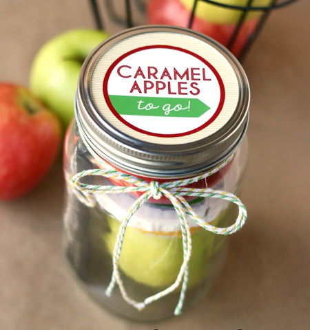Caramel Apple Gifts