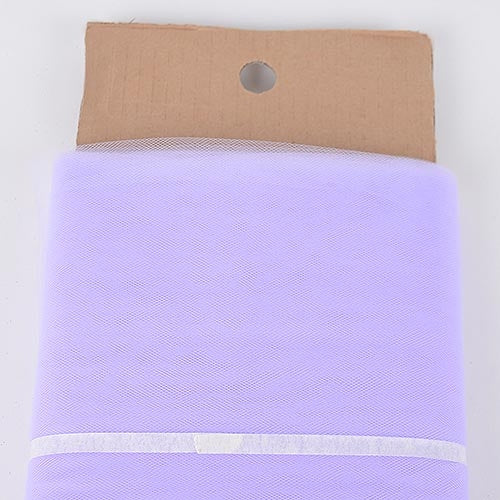 Lilac Lavender 54 Inch Tulle Fabric Bolt x 40 Yards