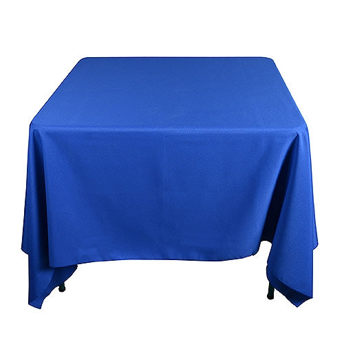 Royal - 85 x 85 Square Tablecloths - ( 85 Inch x 85 Inch )