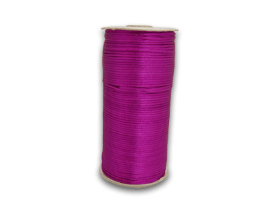 Ultra Violet 2 mm Rattail Satin Cord 200 Yards
