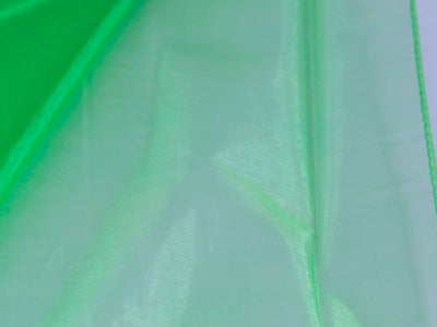 Apple Green Wedding Organza Fabric Decor 58x10 Yards