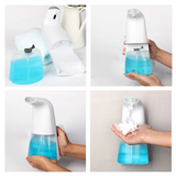Rechargeable Automatic Hand Sanitizer Dispenser - (300ml)