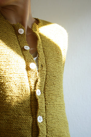 "Open image in slideshow, Knitting Pattern Cardigan ""Ambling Alp"""