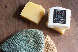 Open image in slideshow, Wool Soap