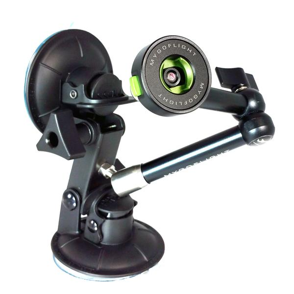 Sport Mount - Flex Double Suction - MYGOFLIGHT