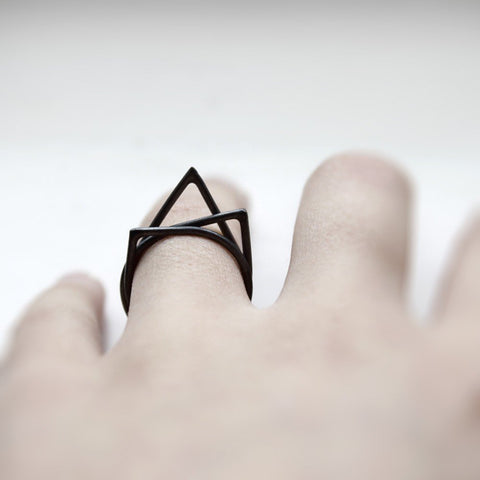 BLACK THORN RINGS