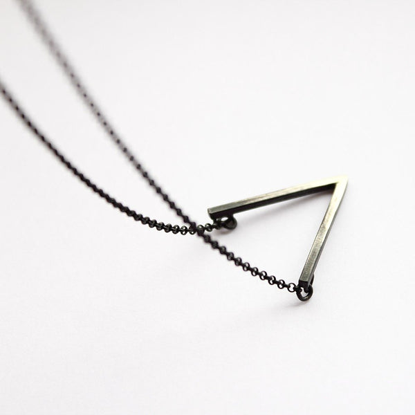 V NECKLACE - MIRTA jewelry