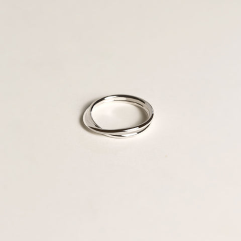 SMALL INFINITE RING