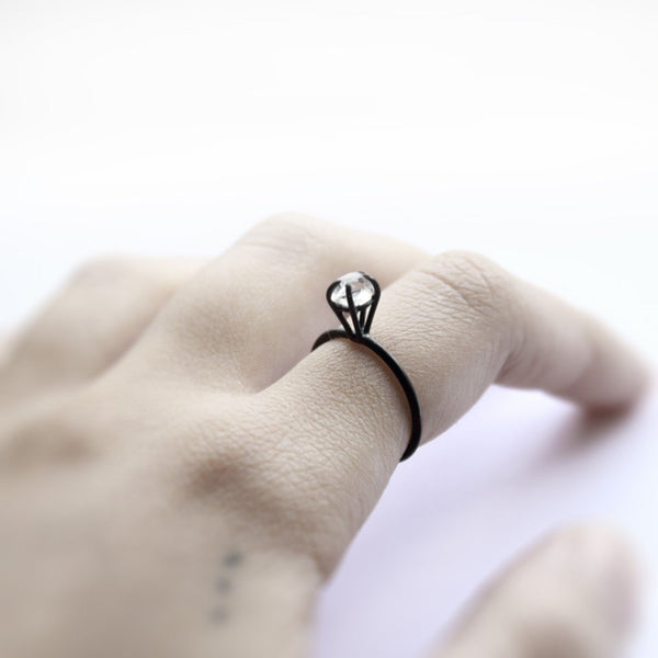 EYE RING - MIRTA jewelry