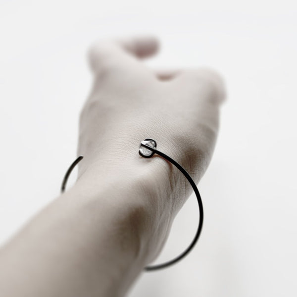 EYE CUFF BRACELET - MIRTA jewelry