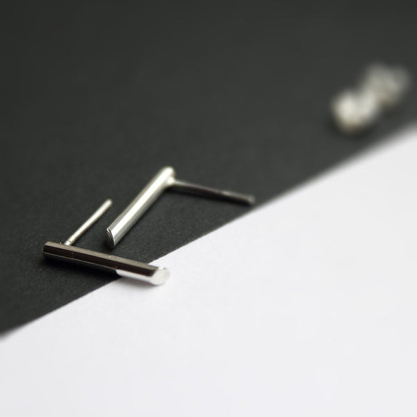 LINE EARRINGS - MIRTA jewelry