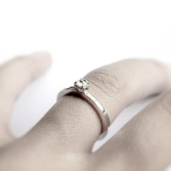 WHITE THORN RING