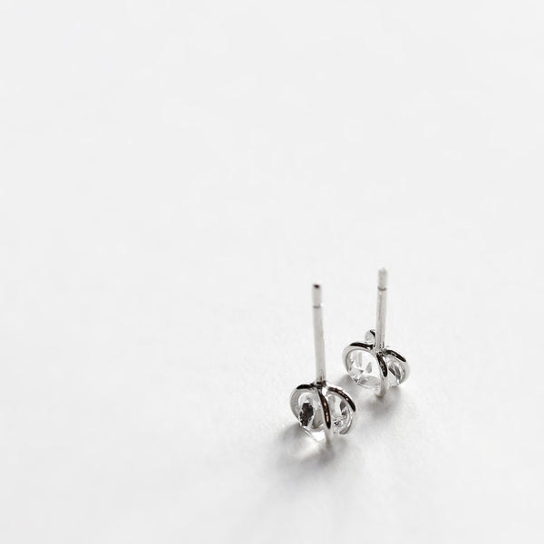 SILVER XX EARRINGS