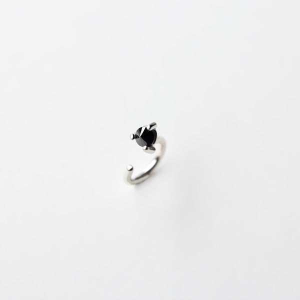 DIAMOND THORN EARRING