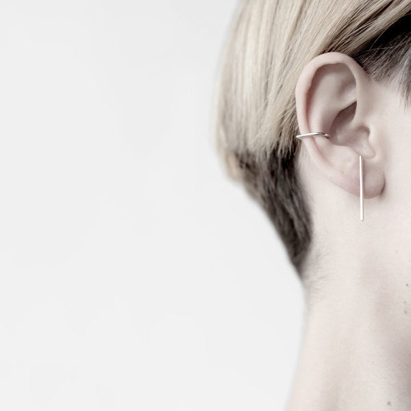 THORN EAR CUFF - MIRTA jewelry