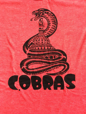 Red Cobras T Shirt