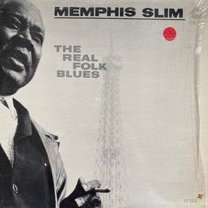 Memphis Slim The Real Folk Blues Vinyl