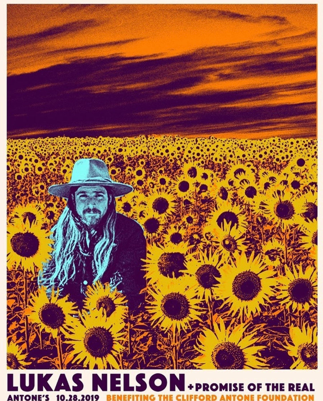 Lukas Nelson Poster