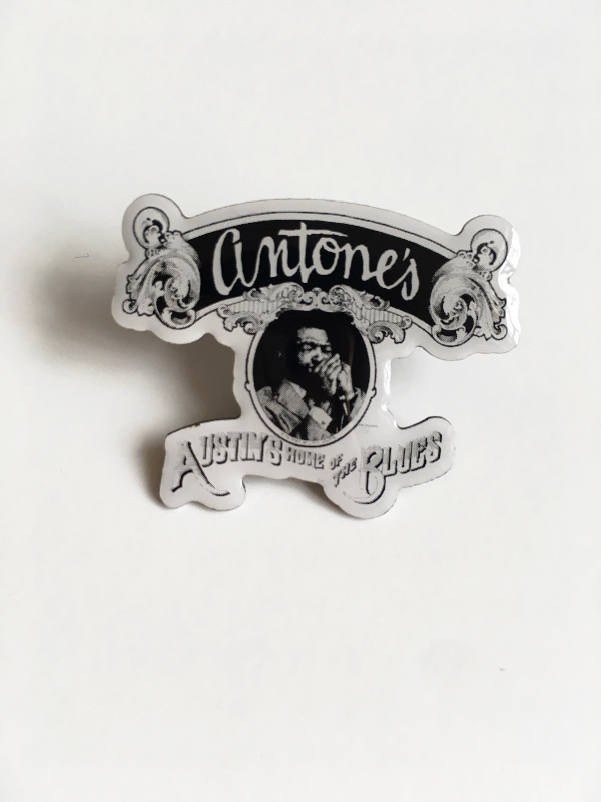 Little Walter Lapel Pin