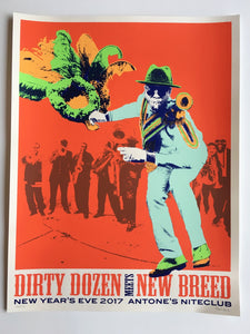 Dirty Dozen Poster