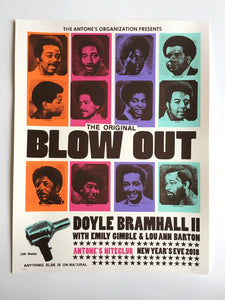 Blow Out Poster