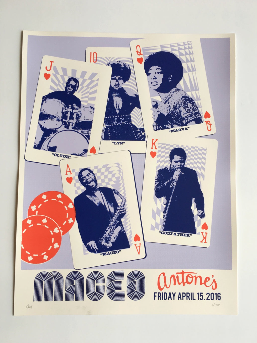 Maceo Poster