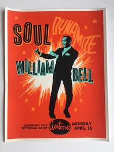 William Bell Poster