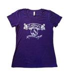 Purple Little Walter Shirt