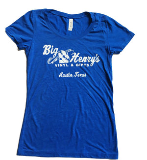 Big Henry's Logo Shirt