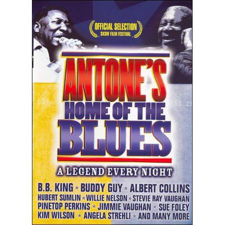 Antone's Home of the Blues DVD Documentary