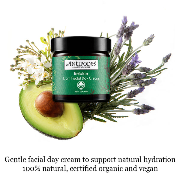 ANTIPODES Rejoice Light Facial Day Cream