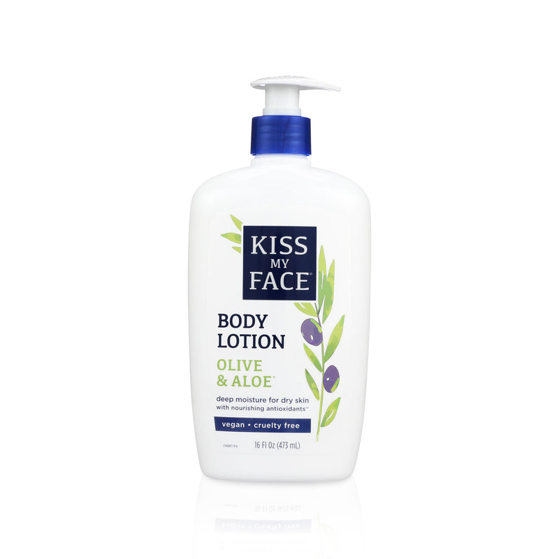 Kiss My Face Olive & Aloe Body Lotion