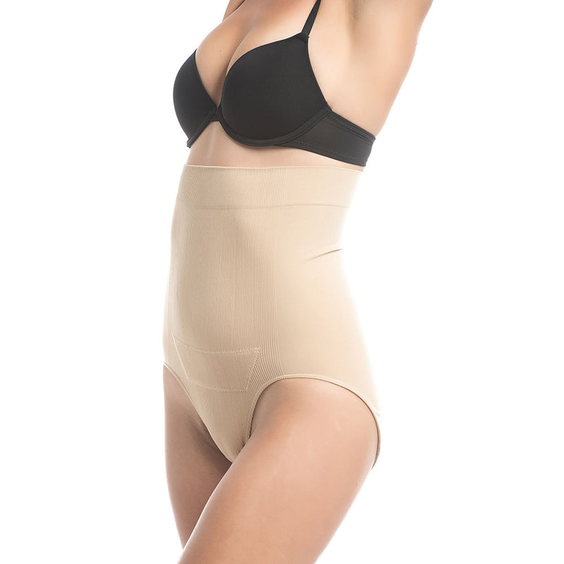 UpSpring C-Panty High Waist w/ Silicone Nude (L/XL)