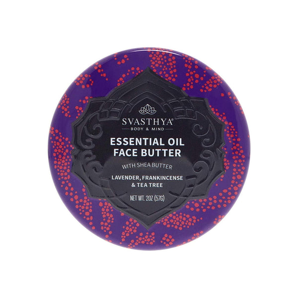 Svasthya Body & Mind Essential Oil Face Butter