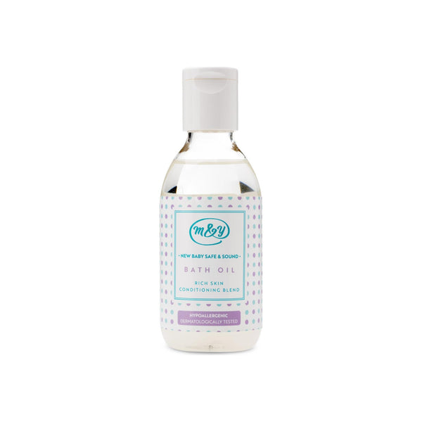 Mum&You New Baby Safe & Sound Bath Oil - 3.38 fl oz