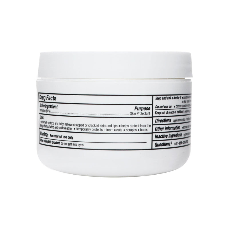 Theraplex Emollient Jar - For Severely Dry Skin, No Parabens or Preservatives 8 oz