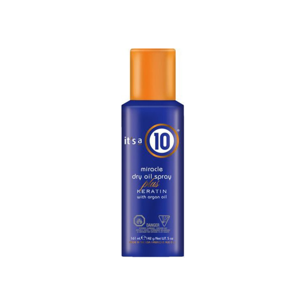 it's a 10 Miracle Dry Oil Spray Plus Keratin 5 oz [898571000570]