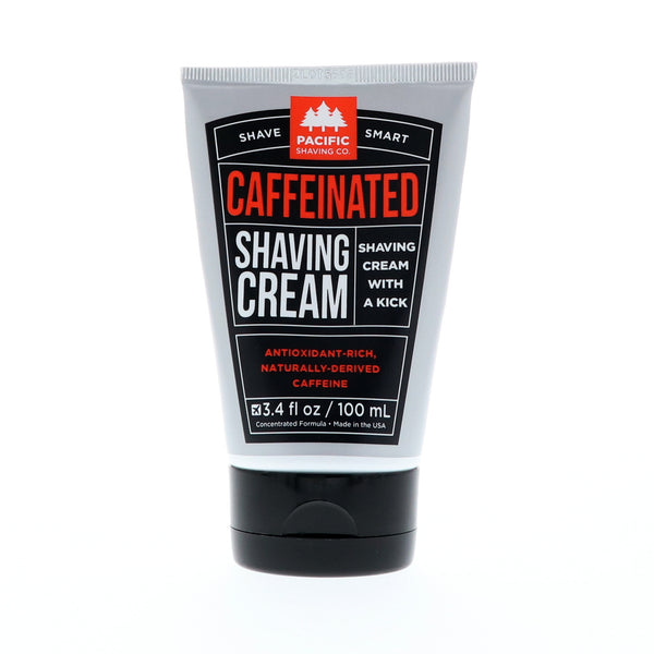 Pacific Shaving Company Caffeinated Shaving Cream