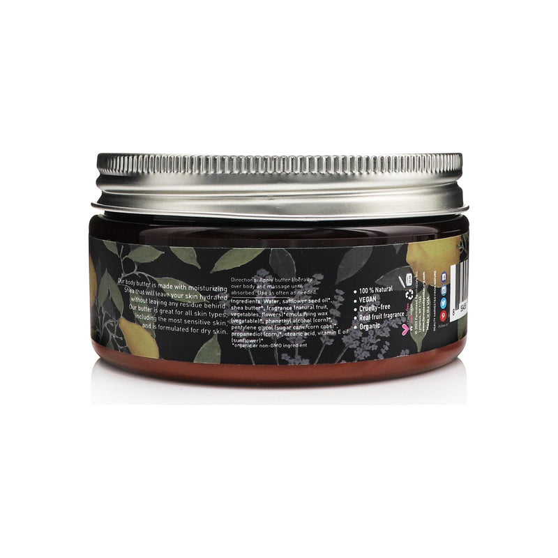 Farmstead Apothecary Lemon Lavender Body Butter