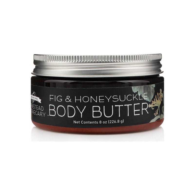Farmstead Apothecary Fig & Honeysuckle Body Butter