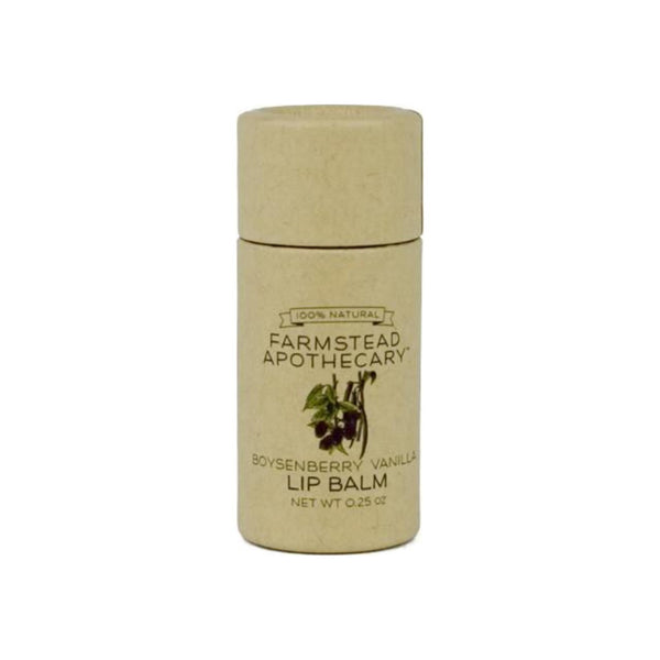 Farmstead Apothecary Boysenberry Vanilla Lip Balm