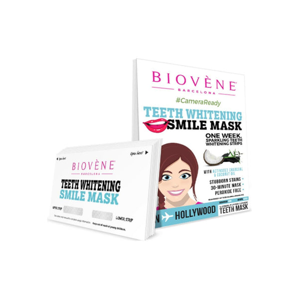 Biovène Teeth Whitening Smile Mask