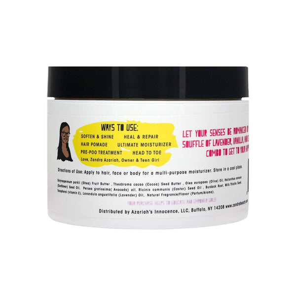 Zandra Hair+Body Souffle