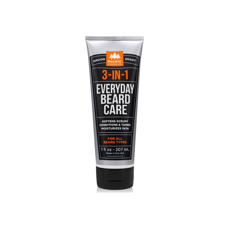 Pacific Shaving Company 3-in-1 Beard Care